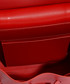 Mini Lady red calfskin grab bag Sale - Mansur Gavriel Sale
