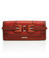 margot red leather clutch bag Sale - burberry Sale