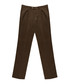 Men's brown pure cotton trousers Sale - burberry Sale