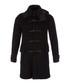 Men's black toggle coat Sale - burberry Sale
