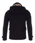 Men's navy wool blend toggle coat Sale - burberry Sale