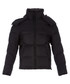 Men's black padded jacket Sale - burberry Sale