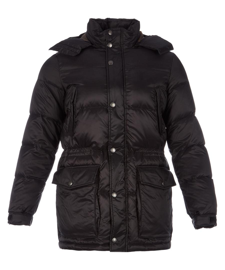 Men's black padded jacket Sale - burberry