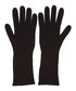 men's cash black cashmere blend gloves Sale - burberry Sale