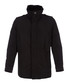 Men's black high-neck coat Sale - burberry Sale