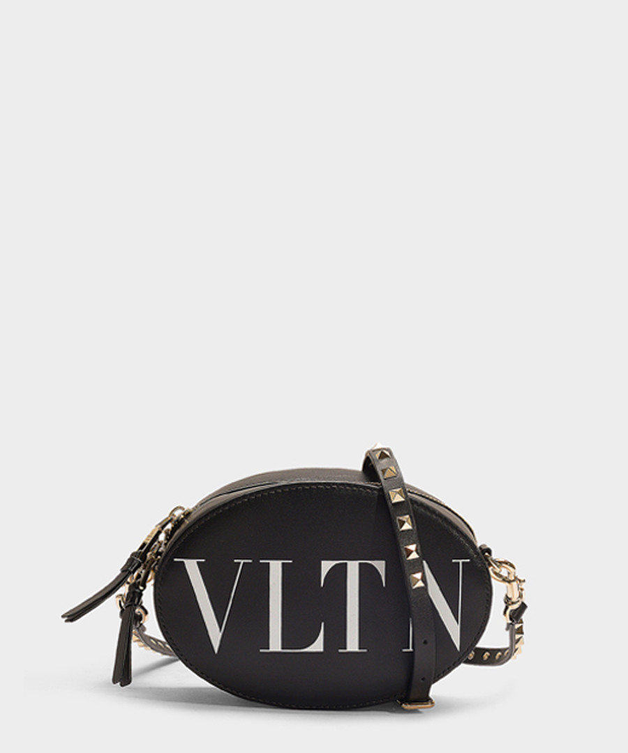 VLTN black calfskin camera bag Sale - valentino garavani
