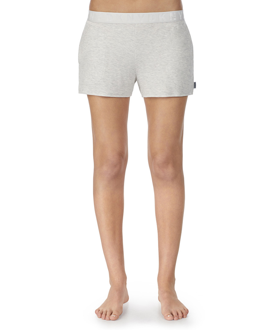 Grey lounge shorts Sale - dkny
