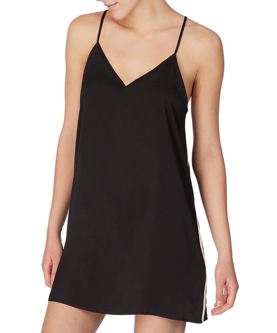 Black Short Chemise by Dkny