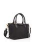 Black logo Jacquard canvas bag Sale - Prada Sale
