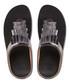Cha Cha metallic fringe toe-post sandals Sale - fitflop Sale