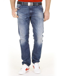 Krayver pure cotton straight jeans