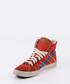 D-Velows D-String Red Sneakers Sale - diesel Sale