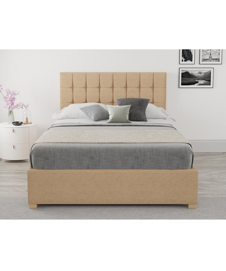 Peachy Discount Larkin Superking Velvet Ottoman Bed Secretsales Ibusinesslaw Wood Chair Design Ideas Ibusinesslaworg