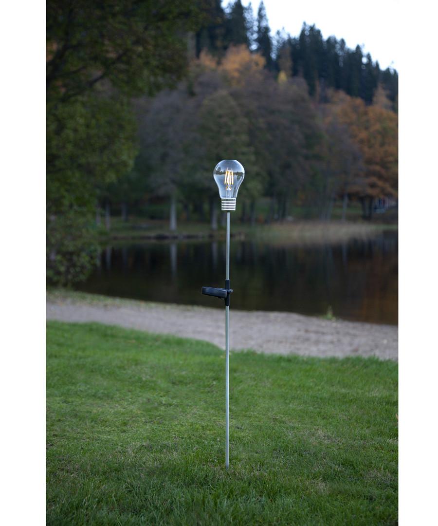 Edison Bulb solar lantern 80cm Sale - solar lighting