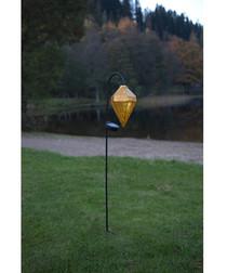 Cocoon solar lamp 80cm