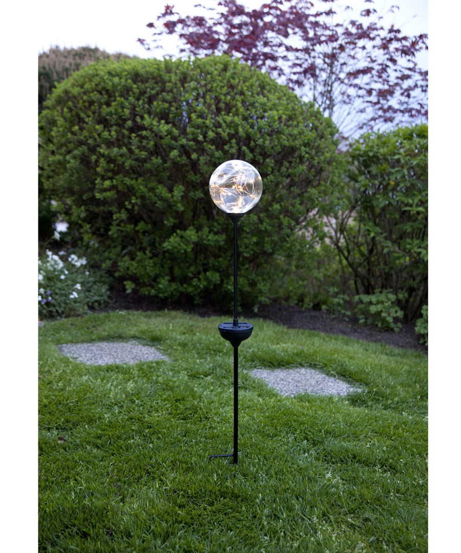 Glory bauble solar lamp 70cm Sale - solar lighting