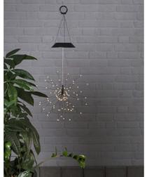 Firework 90-LED Hanging solar lamp