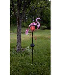 Flamingo solar lamp 80cm