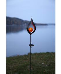 Moon solar lamp 70cm