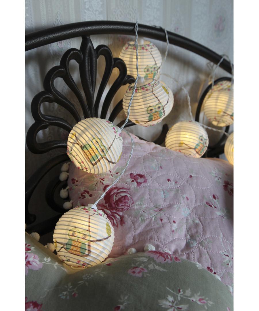 10-LED globe chain 1.8m Sale - solar lighting