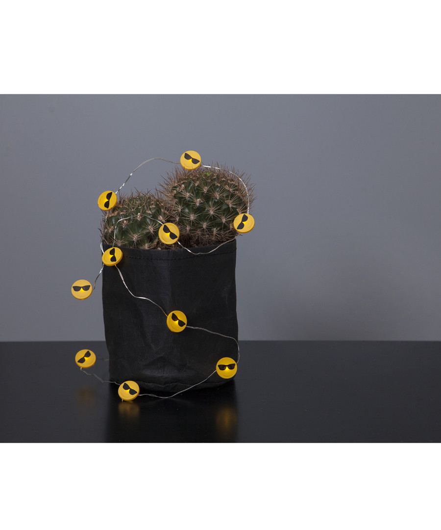 Shades 10-LED chain 90cm Sale - solar lighting