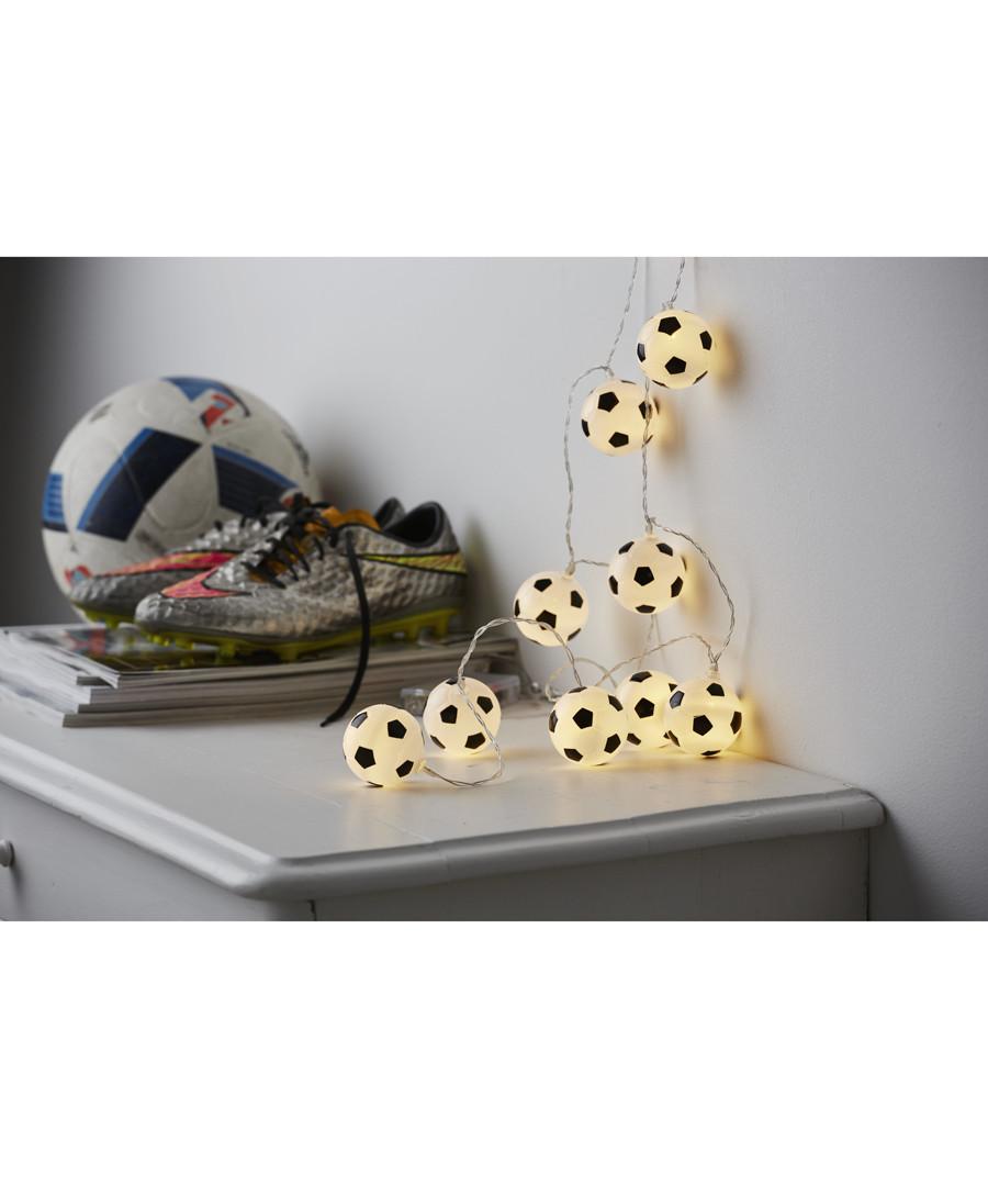 Footballs 10-LED chain 1.35cm Sale - solar lighting