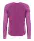 Pink lilac mohair blend ribbed jumper Sale - coster copenhagen Sale