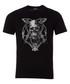 Black skull print T-shirt Sale - just cavalli Sale