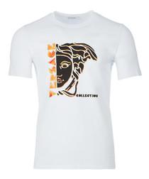 White label graphic T-shirt