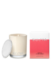 Mini Madison guava & lychee candle