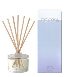 Coconut & elderflower reed diffuser