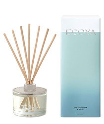 Spiced ginger & musk reed diffuser
