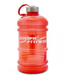 red water bottle 2.2L