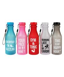 Running Late water bottle 550ml