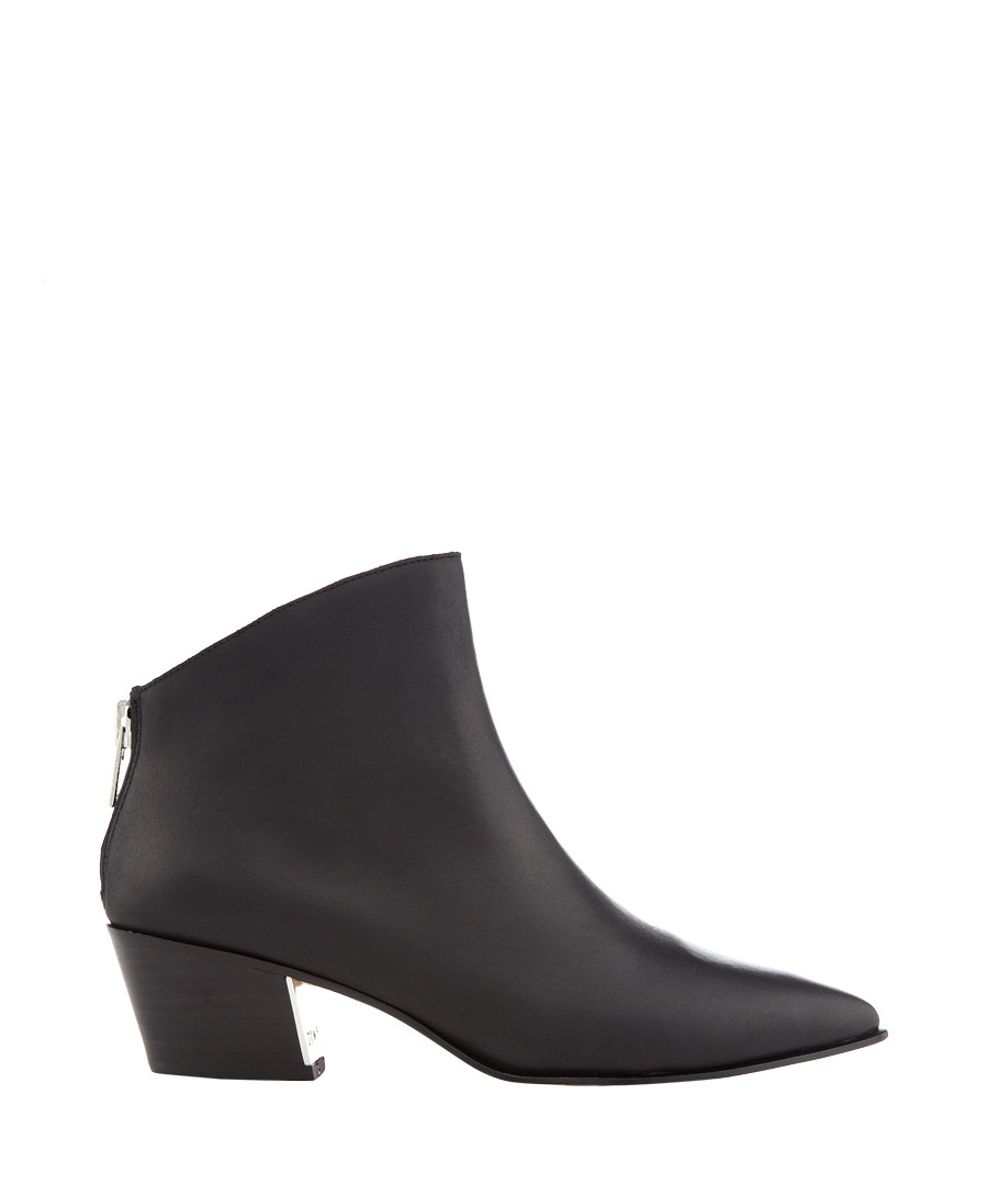 Bason black ankle boots Sale - dkny