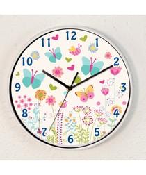 WC2076 - Summer Dream Children Clock