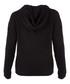 Cityscape black boxy hoodie Sale - dkny Sale