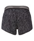 Matrix black printed shorts Sale - dkny Sale