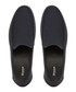 Sloane Square navy nubuck loafers Sale - dune Sale