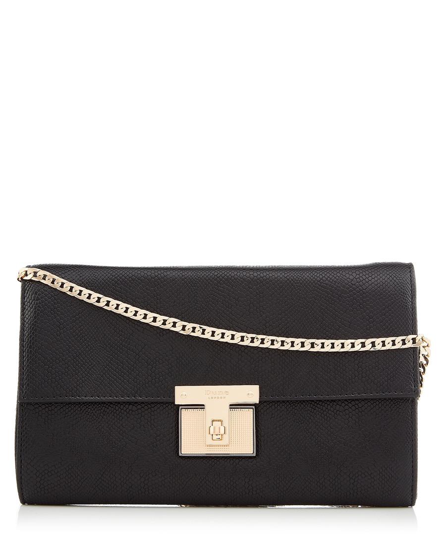 Black chain strap shoulder bag Sale - dune