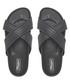 Linate black casual slip-on flats Sale - dune Sale