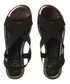 Linke black sandals Sale - dune Sale