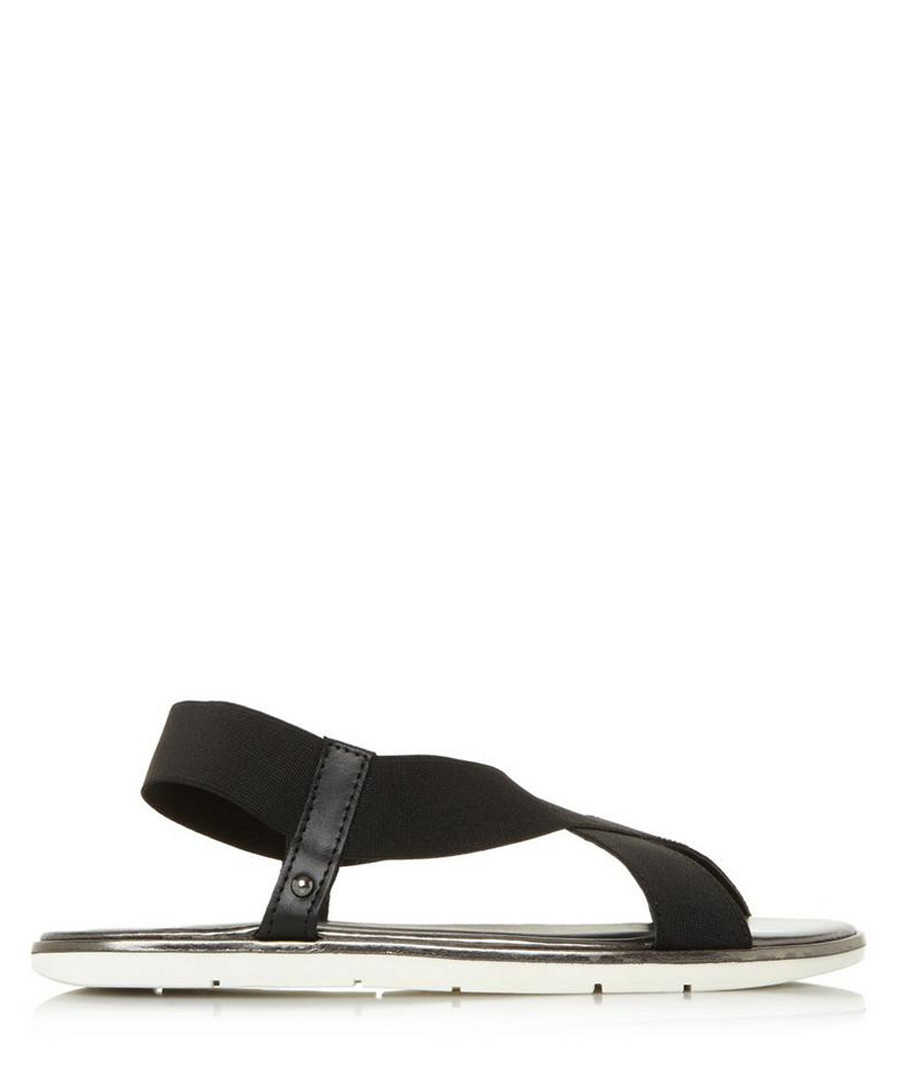 Linke black sandals Sale - dune