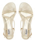 Nenna nude strappy sandals Sale - dune Sale