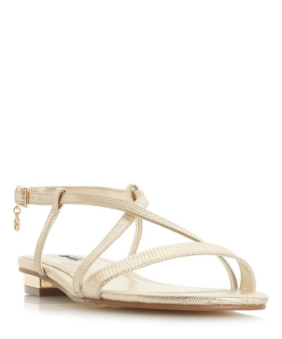 Nenna nude strappy sandals Sale - dune