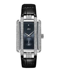 Mink stainless steel & black watch
