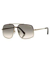 Ronnie brown square sunglasses
