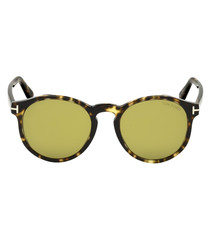 Ian-02 multi-colour Havana sunglasses