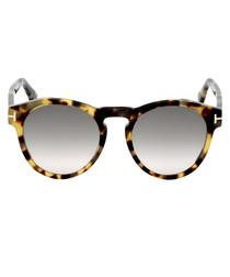 Margaux multi-colour Havana sunglasses