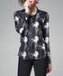 night & purple horse blouse Sale - Kaimilan Sale
